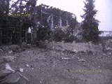 Eng Subs Donetsk Airport After The Fights. UA Troops Abandoned Corpses Of Their Comrades