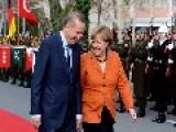 Erdogan - Merkel Love