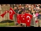 Erdogan Slams ISLAMOPHOBIA At The NEW Islamic Centre Mosque In Maryland USA