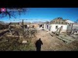 Eng Subs Vesyoloye Village. 1 Km From Donetsk Airport Runway