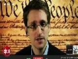 Edward Snowden At SXSW