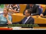 Europe 's Migrant Crisis: Geert Wilders Against Left Politicians
