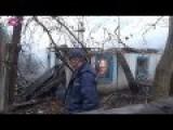 Eng Cc Subs Artillerist Day, Bandera-style. Donetsk 19 11 14