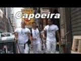 ENTER CAPOEIRA - Mestre Abara Astoria RGA Academy Fight Team