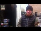 Eng Subs Motorola Receives Humanitarian Aid For His Troops 05 11 2014