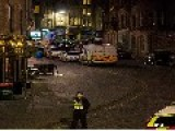 Edinburgh Turns Into Mini War Zone