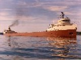 Edmund Fitzgerald Sank 39 Years Ago Today On Lake Superior, Real-time Tweets Follow Journey