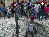 Ecuador Earthquake: Death Toll Soars To 350 With Fears Mounting It Will Continue To Rise