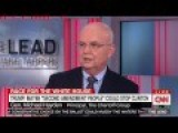 Ex CIA Michael Hayden On Trump Gun Remark - Anyone Else Who Said That Would Be In A Police Wagon Now