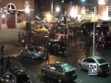 Epic Riot Footage From Inside The Battle Of Ferguson