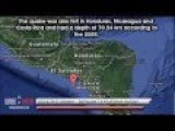 El Savador Big Earthquake 2014 Caught On CAM Strong Magnitude 7 4 Earthquake