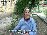 English Sub Donetsk. An Old Lady Suffering From Another War. 26.08.2014