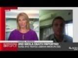Ebola Virus Spreading In Nigeria