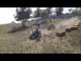 Extreme Barbie Jeep Racing With Endo
