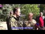 Eng Subs Interview With Woman Freed From UA Captivity