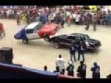 Ever See Cars Fight?