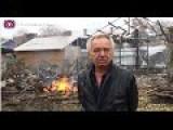 Eng Subs 18+ UA Troops Shelled Donetsk 18 10 14