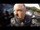 Epic Road Rage On Pirory Lane