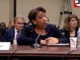 Entire Congress Laughs At Lying Loretta Lynch For Protecting Hillary Clinton