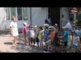 Eng Cc Subs Ghost Brigade Delivering Aid For Alchevsk Children Anti-tuberculosis Sanatorium
