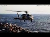 EAST CHINA SEA! Helicopter Sea Combat Squadron 25 HSC-25 Island Knights IN ACTION