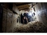 Egypt Flooded Tunnels To Cut Gaza Arms Flow