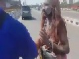 Fake Hindu Priest Gets Beat Up For Stealing The Peoples Money