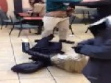 Fight At Toronto Mcdonalds