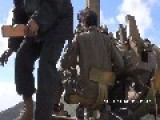 FSA Terrorists Hiding In Krak Des Chevaliers