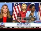 Fox's Katie Pavlich: Hillary Clinton 'Race-Baiting' With Calls For Early Voting