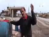 Free Syrians Rejoice At The Building Of New Petrol Station Thanks To Saudi Arabia