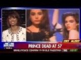 Fox News Asks Stacey Dash To Eulogize Prince: 'You Didn't Look At Him As A Black Artist'