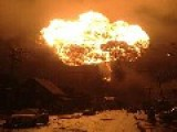 Freight Train Derailment Causes Huge Fire And Evacuations In Canada - 60 People Were Reported Missing