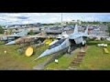Fantastic Soviet Aircraft Collection In Latvia