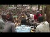 FOR THE FIRST TIME IN THEIR LIVES IVORY COAST COCOA FARMERS TASTE CHOCOLATE!