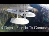 Florida To BC In Three Minutes, In A Widgeon