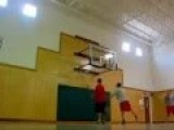 Funny Videos : The Luckiest Shot Basket Ball Ever