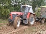 Farm Tractor Muck Action