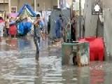 Floods In Baghdad Threaten Iraq's Internally Displaced