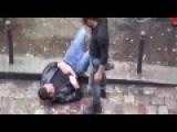 French Predator: Sidewalk Yoga
