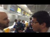 Frankfurt Airport Fight Alternate Angle