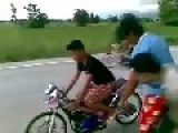 Funny Video Amateur Drag Race
