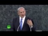 FULL SPEECH VERSIONS Iran's Rouhani Is Liar & Cruel As All Persian Kings - Netanyahu