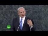 FULL SPEECH VERSIONS Iran's Rouhani Is Liar & Cruel As All Persian Kings - Netanyahu