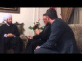 Father Dave Interviews The Grand Mufti Of Syria - Dr Ahmad Badreddin Hassoun