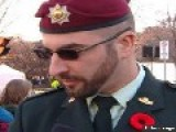 Franck Gervais - Busted Impersonating A Soldier And War Hero, Now Getting Threats