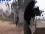 FSA 'ruthless' Rambos Turned Into Harmless Kitties By SAA Mortars