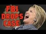 FBI Drops Investigation Into Hillary Clinton E-mails On Anthony Weiner's Laptop !!! | Mark Dice