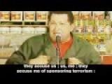Flashback: Hugo Chavez Vs Israeli Terrorism