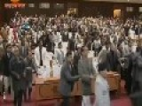 Fighting Breaks Out In Nepal Parliament In Constitution Row